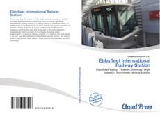 Ebbsfleet International Railway Station kitap kapağı