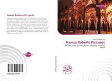 Hamza Roberto Piccardo kitap kapağı