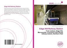 Portada del libro de Edge Hill Railway Station