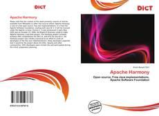 Bookcover of Apache Harmony