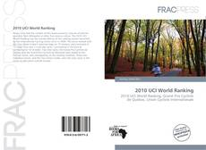 Bookcover of 2010 UCI World Ranking