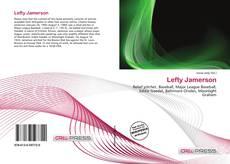 Capa do livro de Lefty Jamerson