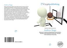 Capa do livro de Andrea Nagy
