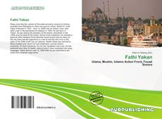 Bookcover of Fathi Yakan