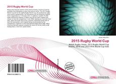 Обложка 2015 Rugby World Cup