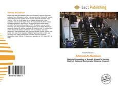 Buchcover von Ahmed Al-Sadoun
