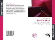 Borítókép a  Ahmad Al Harthy - hoz