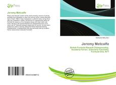 Bookcover of Jeremy Metcalfe