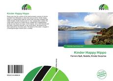 Couverture de Kinder Happy Hippo
