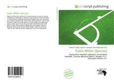 Colin Miller (Soccer) kitap kapağı