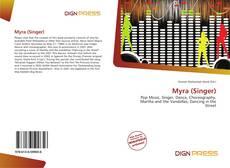 Portada del libro de Myra (Singer)