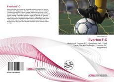 Capa do livro de Everton F.C