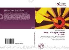 Bookcover of 2008 Las Vegas Desert Classic