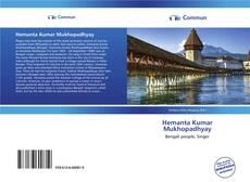 Capa do livro de Hemanta Kumar Mukhopadhyay