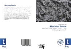 Обложка Hercules Beetle