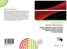 Capa do livro de Marlon Stöckinger