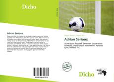 Bookcover of Adrian Serioux