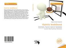 Bookcover of Kamila Vodičková