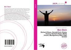 Bookcover of Ben Stein