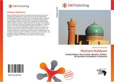 Bookcover of Hisham Kabbani