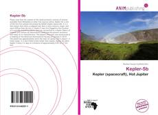 Kepler-5b的封面