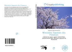 Bookcover of Ministère Japonais des Finances