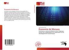 Capa do livro de Économie de Monaco