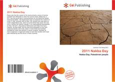 Bookcover of 2011 Nakba Day