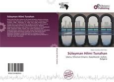 Süleyman Hilmi Tunahan kitap kapağı
