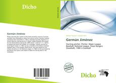 Bookcover of Germán Jiménez