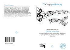 Bookcover of Doris Kenyon