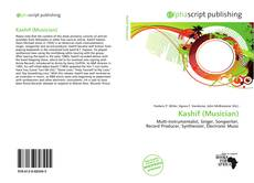 Bookcover of Kashif (Musician)