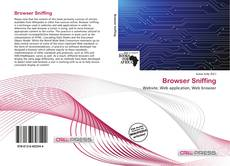 Bookcover of Browser Sniffing