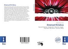 Portada del libro de Emanuel Kiriakou
