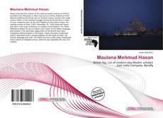 Bookcover of Maulana Mehmud Hasan