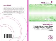 Bookcover of Louis Wagner
