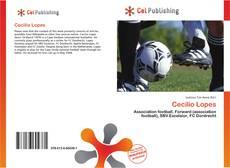 Bookcover of Cecilio Lopes