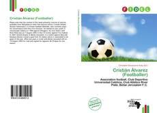 Cristián Álvarez (Footballer)的封面