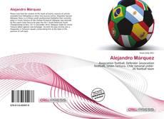 Обложка Alejandro Márquez