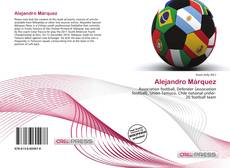 Alejandro Márquez kitap kapağı