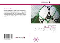 Capa do livro de Claudio Núñez