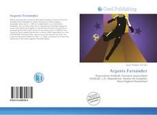 Portada del libro de Argenis Fernández