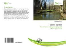 Grass Spider kitap kapağı