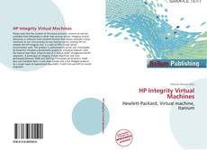 Bookcover of HP Integrity Virtual Machines