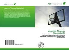 Capa do livro de Jasmine Thomas (Basketball)