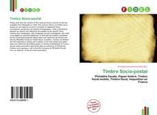Bookcover of Timbre Socio-postal