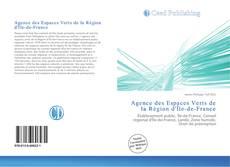 Agence des Espaces Verts de la Région d'Île-de-France kitap kapağı