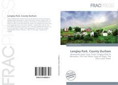 Buchcover von Langley Park, County Durham