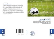 Buchcover von Jaime Ramírez