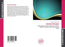 Bookcover of André Greipel